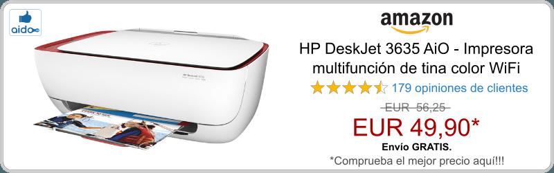 HP DeskJet 3635 AiO