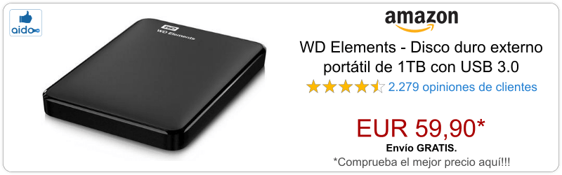 WD Elements
