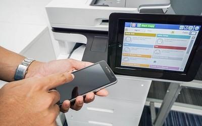 Conectividad de las impresoras