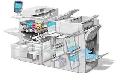 Como Funciona una Impresora