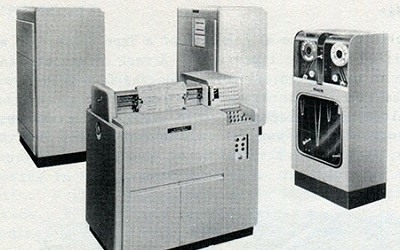 Univac High Speed Printer