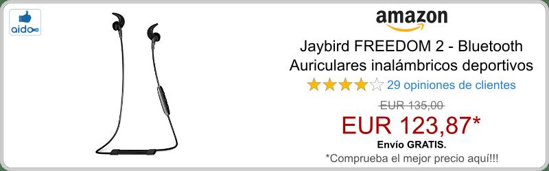Auriculares Bluetooth Jaybird FREEDOM 2