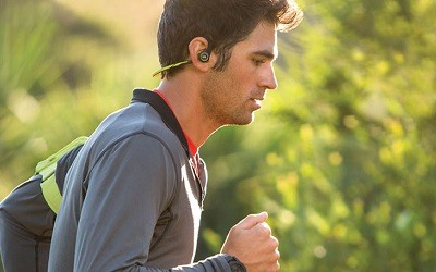 Auriculares Bluetooth deporte Plantronics BackBeat Fit