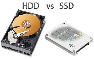 Discos Duros de los Portatiles HDD o SSD