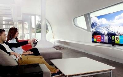 Sistema de Sonido Smart TV