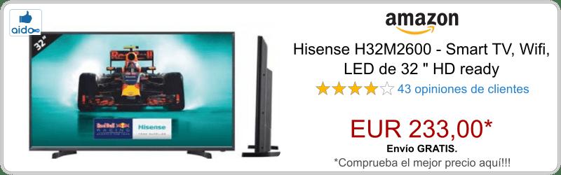 Smart TV Hisense H32M2600