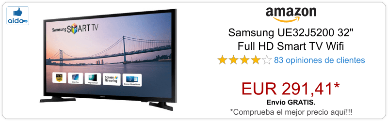 Smart TV Samsung UE32J5200