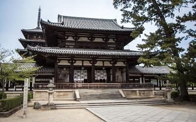 Templo Japones Horyuji