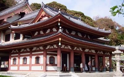 Templo Japones Kamakura Hasedera
