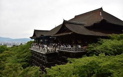 Templo Japones Kiyomizu