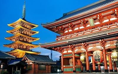 Templo Japones Sensoji