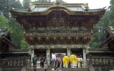 Templo Japones Toshogu