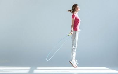 Hacer Deporte Saltando la Cuerda