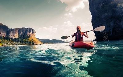 Kayaking Para Hacer Deporte en Primavera