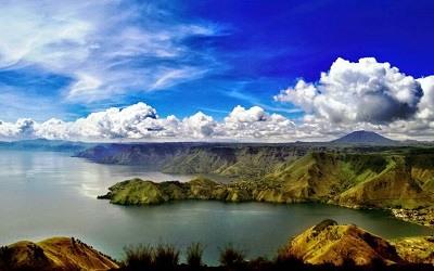Lago Toba Indonesia