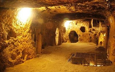 Los túneles de Cu Chi Vietnam