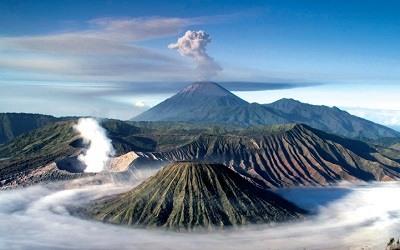 Monte Bromo Indonesia