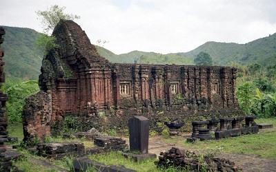 Templo Mi Hijo Vietnam