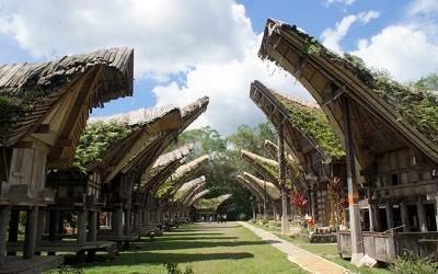 Torajaland Indonesia