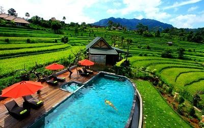 Valle de Sidemen Bali