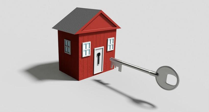 Comprar una casa nueva