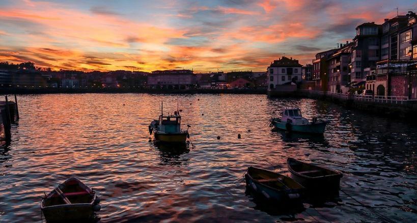 Luanco Asturias
