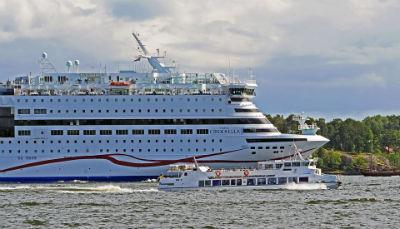 Ruta en barco en Ibiza