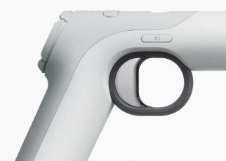 mando pistola aim controller