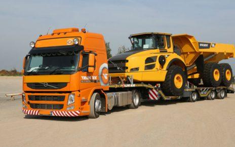 servicios profesionales transporte maquinaria