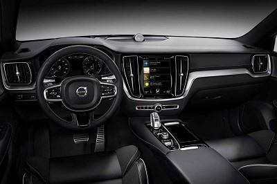 Interior Nuevo Volvo S60