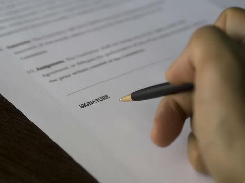 solicitud aceptada credito bancario