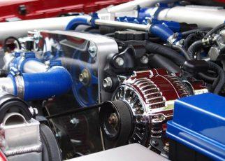 inyectores de motor diesel