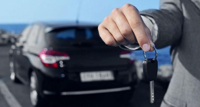 Alquilar un coche en Madrid