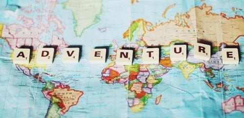 La aventura de viajar