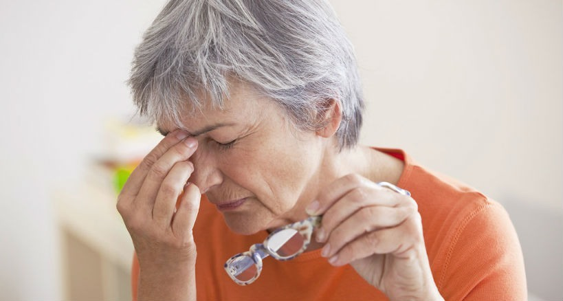 Como tratar la sinusitis