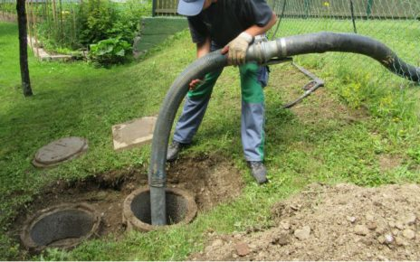 Uso y mantenimiento de fosas septicas