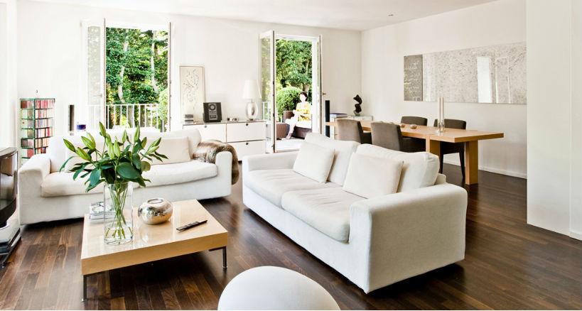 Qué elegir para decorar tu salón o comedor? - AIDO