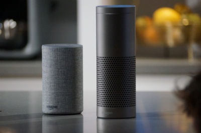 Alexa Echo Asistente Virtual Amazon
