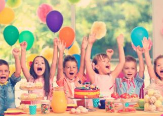Como animar una fiesta infantil