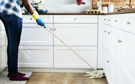 Importancia de la limpieza en el hogar