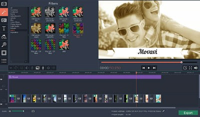 Movavi Editor de Video