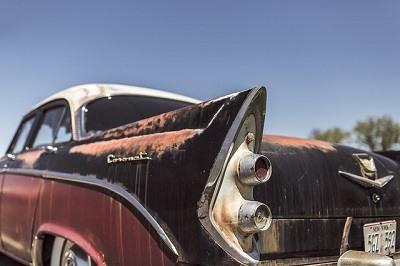 Restaurar un coche clasico