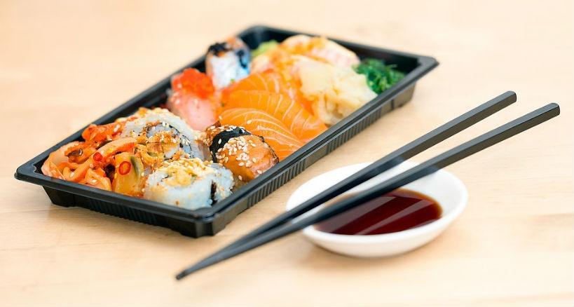 sushi barcelona a domicilio