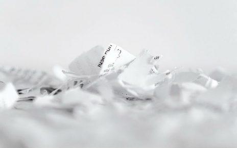 Guia para comprar la mejor destructora de papel en 2019