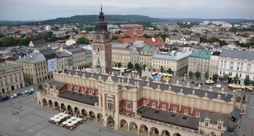 Quieres conocer Cracovia