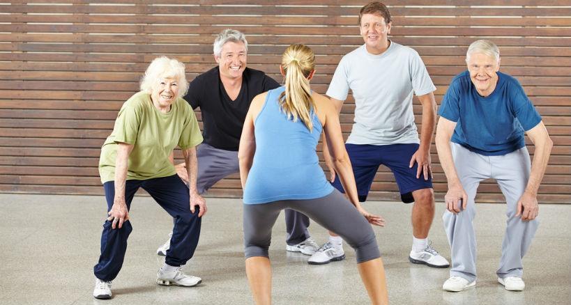Terapia ocupacional personas mayores