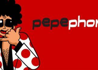 Pepephone y sus tarifas