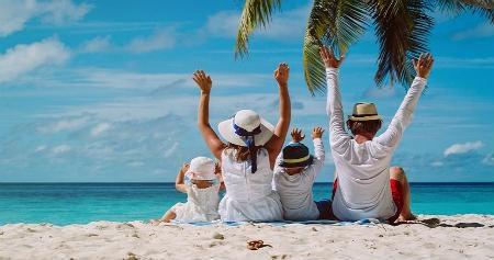 De vacaciones en Cancún y otras playas de México
