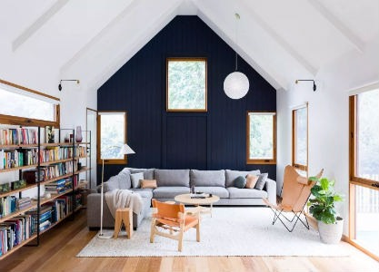 La calidez el orden y la decoración convierten a una casa en un hogar confortable