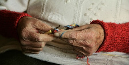Cuidar de una persona mayor